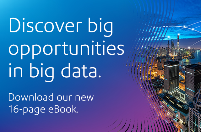 discover big opportunities in big data