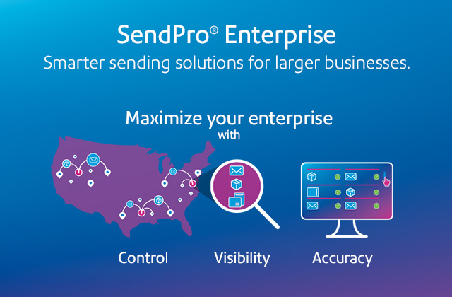 SendPro Enterprise: smarter sending solutions for larger businesses