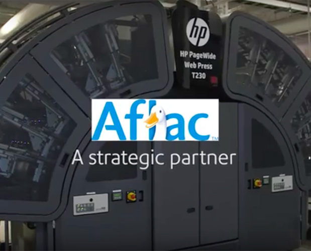 Aflac delivers higher-value communication