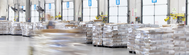 Multi-location outbound shipping challenges