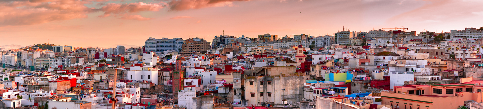 view of city of Morocco