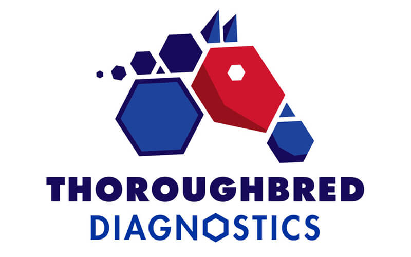 Thoroughbred diagnostics logo