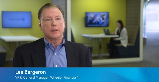 Lee Bergeron VP & General Manager, Wheeler Financial