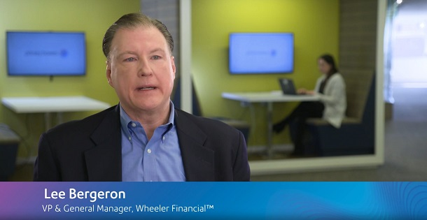 Lee Bergeron, VP & General Manager, Wheeler Financial