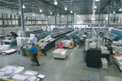 mail machine companies