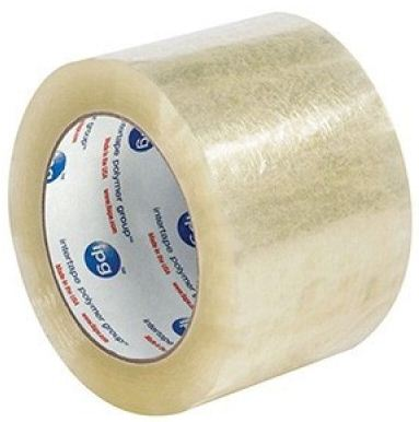 Premium Clear Carton Sealing Tape - 3