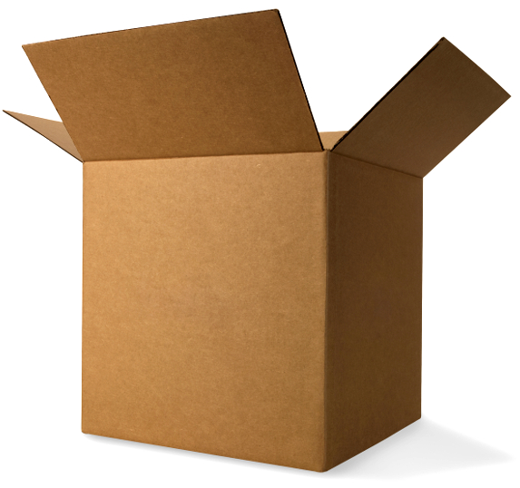 Brown Corrugated Shipping Boxes - 24