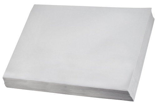 White Newsprint Packing Sheets - 24