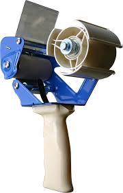 Hand Held Pistol Grip Tape Dispenser - 3