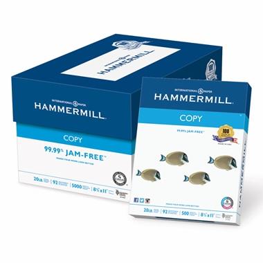 Hammermill Copy Paper - 8.5x11