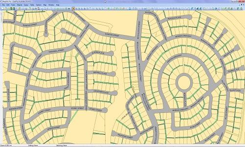Australia Parcel Maps Pitney Bowes - Us parcel map