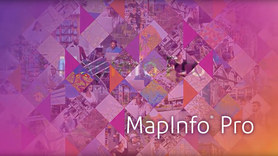 MapInfo Pro - Desktop GIS Mapping
