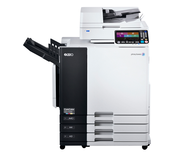 Stampante inkjet GD7330 RISO ComColor con scanner