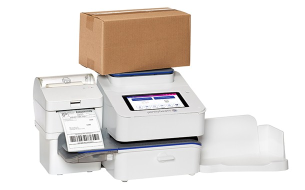 SendPro® C-Series | Pitney Bowes