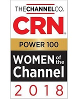 CRN Power 100 Women of the Channel 2018
