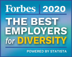 Forbes Best Employers for Diversity 2020