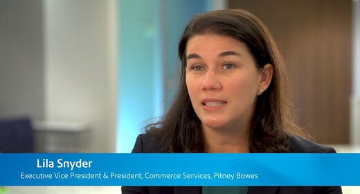 Lila Snyder, President, Commerce Services