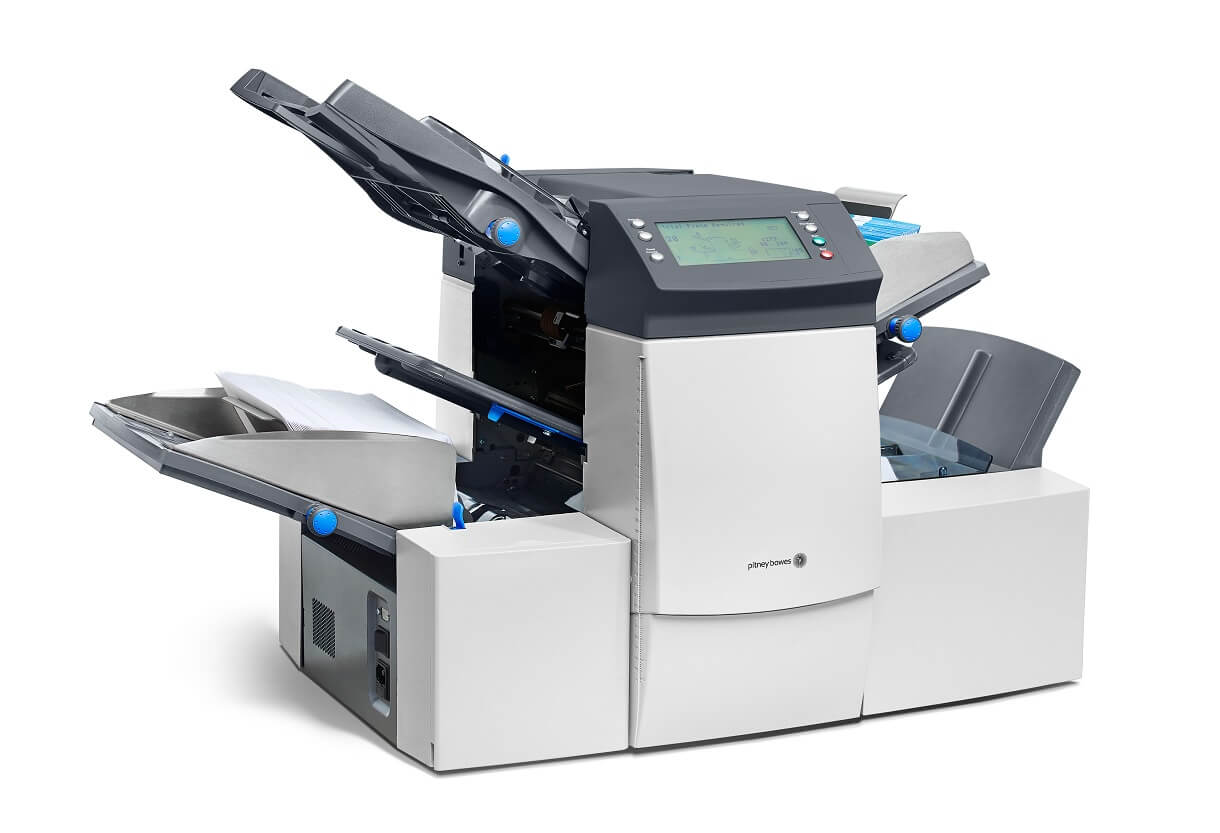 Relay Folder Inserter Machines with Direct Scan