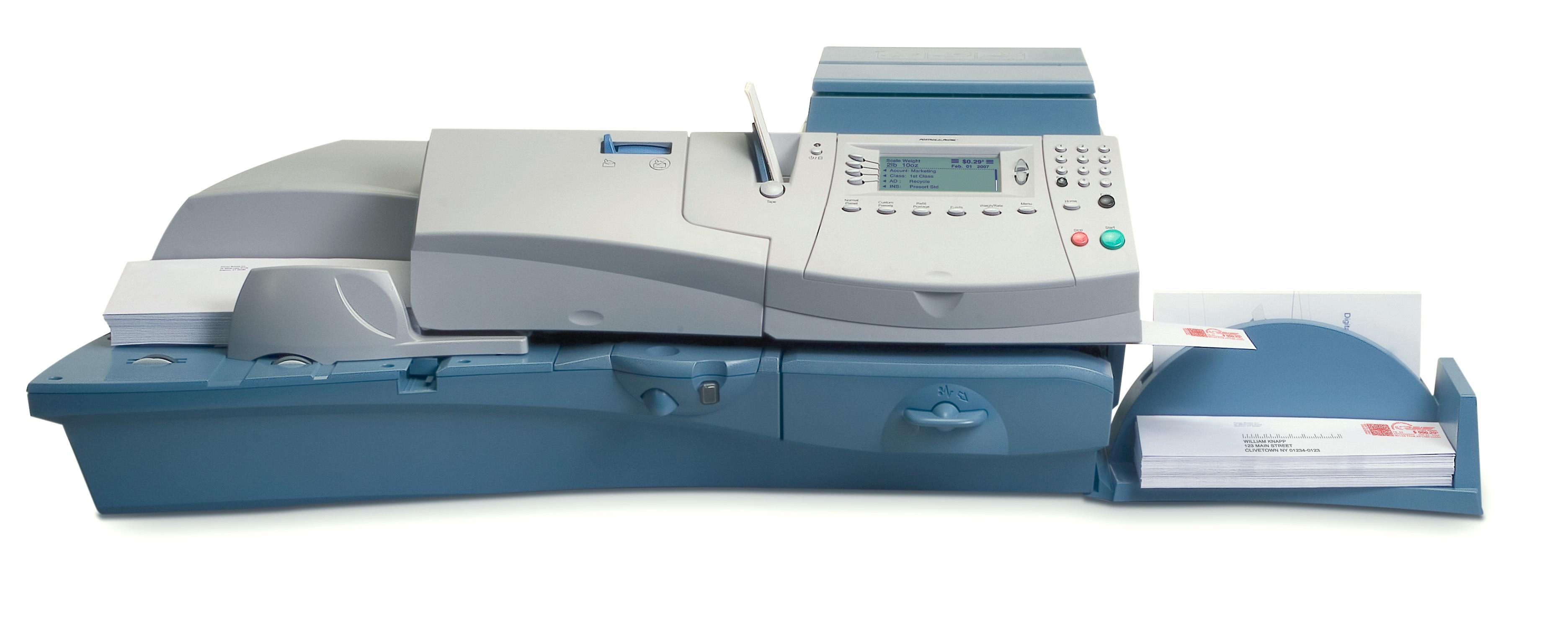 dm400 u2122 with sendpro u00ae tablet