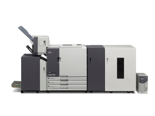 Riso Comcolor X1 Series Printers Pitney Bowes