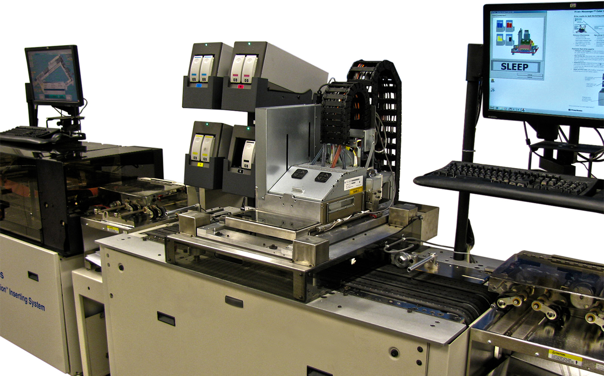 Print+ Messenger Colour Inkjet System