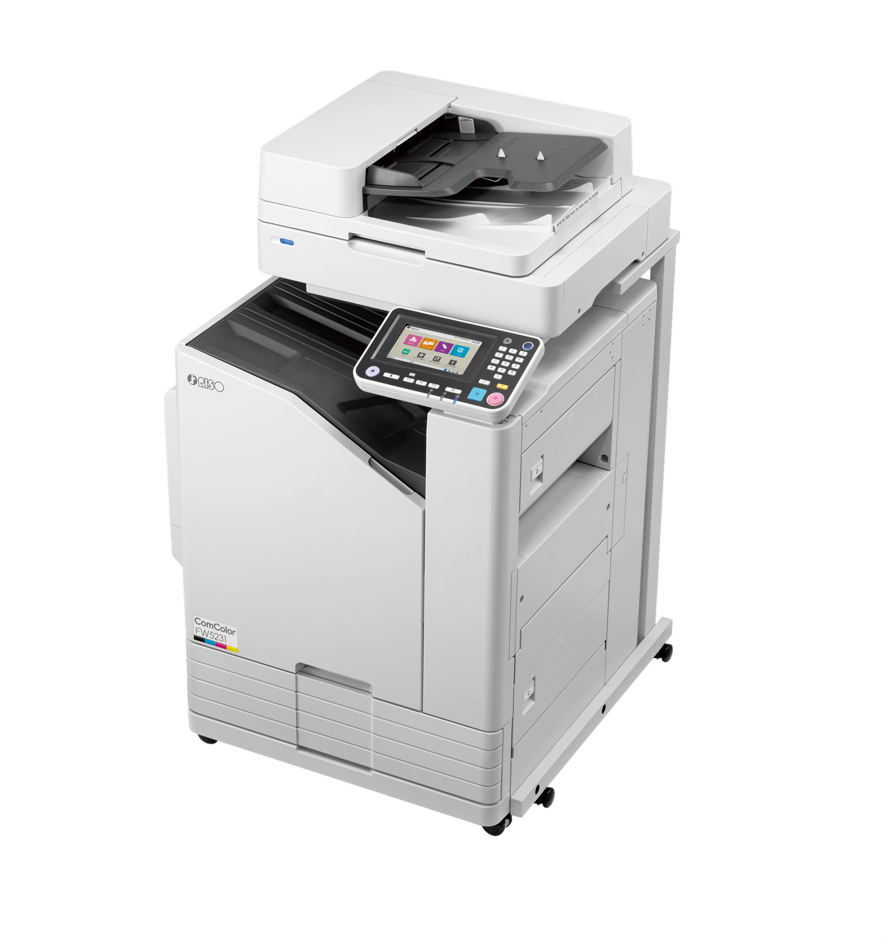 RISO ComColor FW inkjet printers