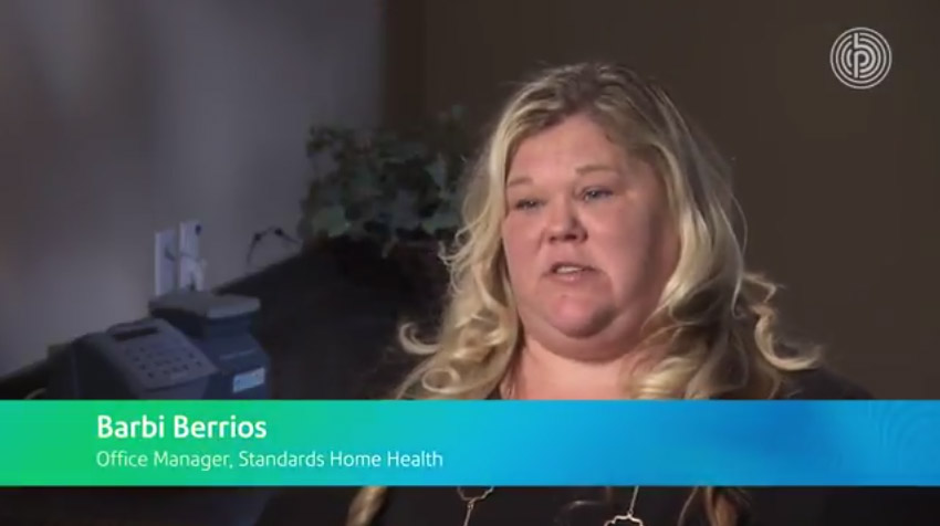 Learn how Standards Home Health benefitted from installing a SmartLink device with their postal meter.