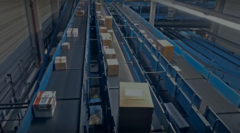 View parcel sorting systems video