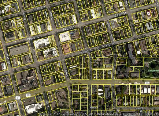 Parcel Boundaries | Property Boundaries | Pitney Bowes