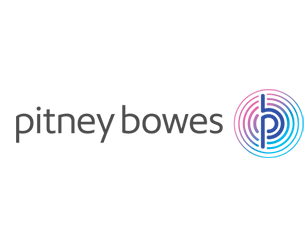 Pitney Bowes logo in color