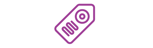 Retail tag icon