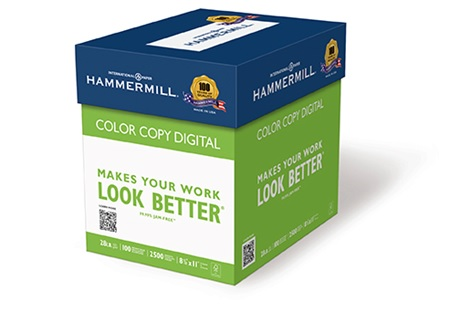 Hammermill Color Copy Photo White Paper - 8.5x11