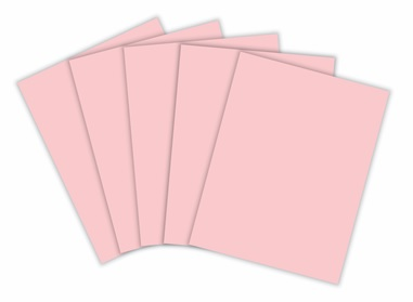 Pink Hammermill Fore Multi Purpose Paper - 8.5x11