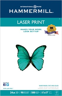 Hammermill Laser Print Paper - 11x17