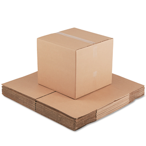 Brown Corrugated-Fixed Depth Shipping Boxes, 18