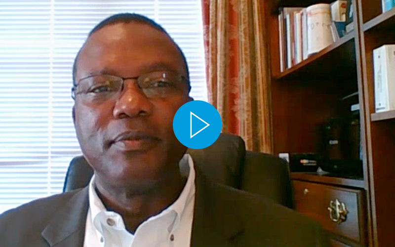 Virgil Griffin, Director- Government & Regulatory Affairs, Pitney Bowes