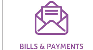 bills and payments