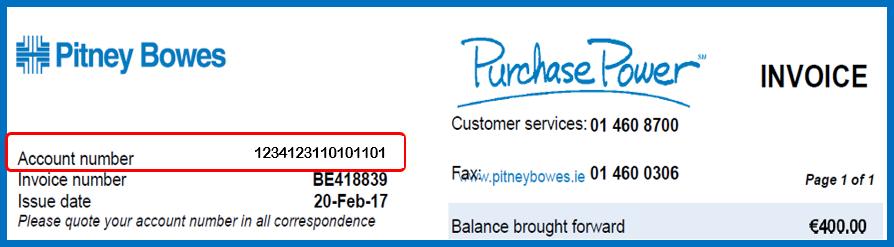 pitney bowes customer service