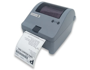 Workstation w1110 label printer