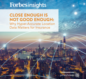 IDC Report: Close Enough Is Not Good Enough: Why Hyper-Accurate Location Data Matters for Insurance